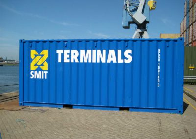 Smit containers